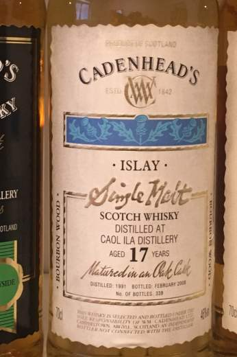 whiskyshop cadenheads chapter1