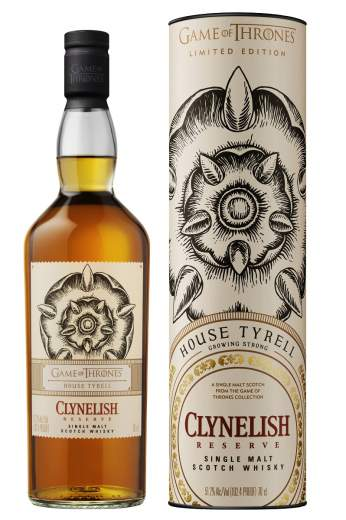 whiskyshop clynelish games of thrones