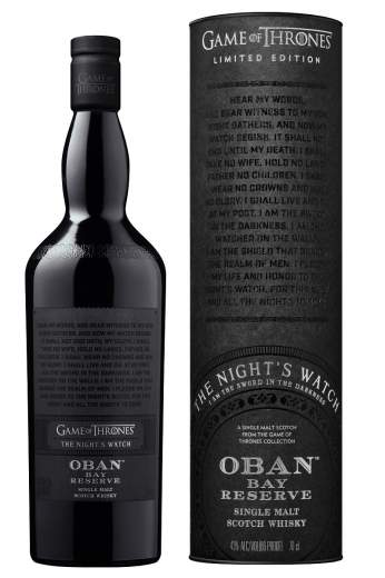 whiskyshop oban games of thrones