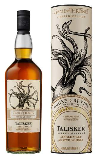 whiskyshop talisker games of thrones