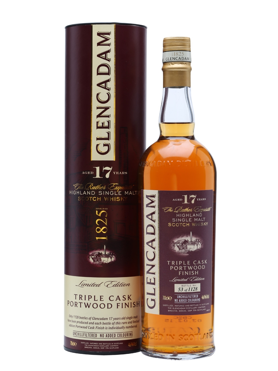 whiskyshop glencadam port wood 17