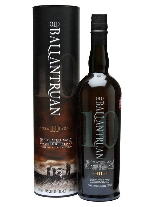whiskyshop old ballantruan 10